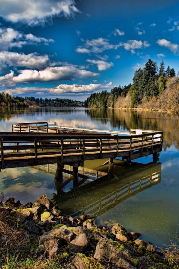 Capital Lake