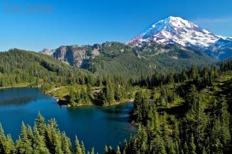 Eunice Lake & Mt. Rainier